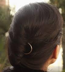 hair fork hammered hair fork women s accessories kapelika metal hair