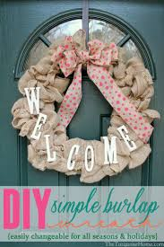 314 best door wreaths diy images on pinterest wreath ideas