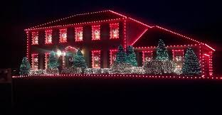 yukon ok christmas lights home