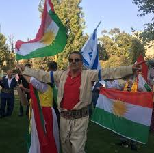 Israel Flag For Sale Kurds Say They Have No Friends But The Mountains Now They Have