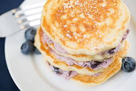 potato pancakes with garden vegetable cream cheese u0026 lox kraft