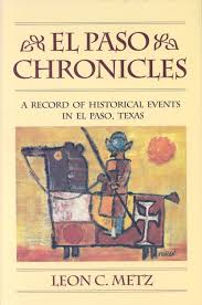Paso A Paso by El Paso Chronicles A Record Of Historical Events In El Paso