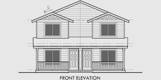 house plans two story duplex house plan two story duplex house plan affordable d 549