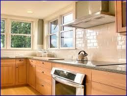 Kitchen Cabinet Backsplash Kitchen Delightful Awesome Maple Espresso Kitchen Cabinet And