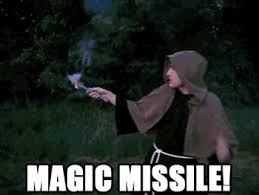 Magic Meme Gif - magic missile pauper burn pauper mtg deck