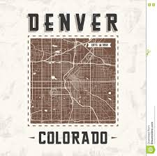 Map Of Denver Colorado by Colorado Vintage T Shirt Graphic Design With Denver City Map