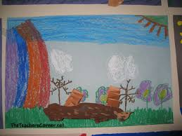 art lesson plans and activities