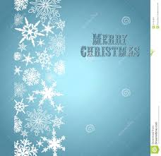 snowflakes merry card stock image image 34784881