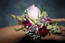 wrist corsage lavender rose dawn u0027s creations