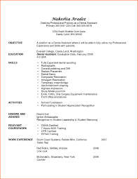 Certified Nursing Assistant Resume Assistant Resume Examples Medical Assistant Resume Templates