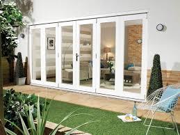 Glass Bifold Doors Exterior Awesome Best Bi Fold Patio Doors Folding Exterior Picture Of
