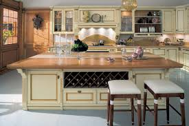 wood island kitchen kitchen lacquered wood island with handles fortuna