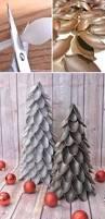 cute diy ideas for an alternative christmas tree decoration