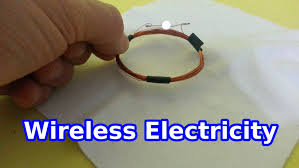 wireless electricity a simple experiment youtube