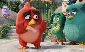 review u0027the angry birds movie u0027 aggressively unfunny content
