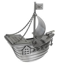 infant urn pirate pewter infant urn the memorysmith