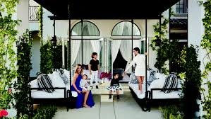 look inside khloe kourtney kardashian naomi watts and marc