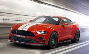 2018 mustang specs project speed