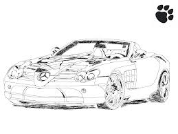 mclaren drawing mercedes slr mclaren sketch by tehpaws3d on deviantart