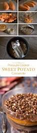sweet potato thanksgiving dish pressure cooker sweet potato casserole