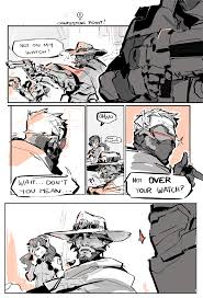 Dad Comic Meme - dad 76 overwatch meme and dads