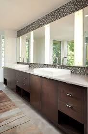 20 ways to contemporary mirrors bathroom
