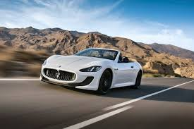 maserati 2017 white used 2015 maserati granturismo convertible mc pricing for sale
