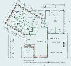 plain pied 4 chambres plan maison plain pied 4 chambres 130 m2 luxury plan maison 170 m2