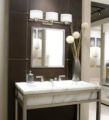 bathroom vanity mirror ideas wondrous bathroom vanity mirrors for com ideas brushed nickel
