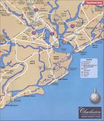Beaufort Sc Map Popular 241 List Map Of Charleston Sc And Surrounding Area