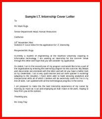 information letter sample apa example
