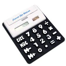 calculator hub 2309 usb hub silicon calculator business gifts singapore