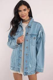Light Jean Jacket Denim Jackets Jean Jackets Denim Jackets For Women Tobi Us