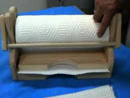 paper towel holder avi youtube