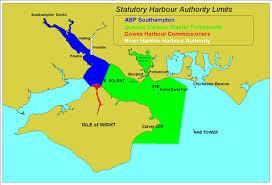 map port port maps southton vts abp southton