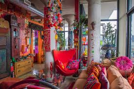 650 Square Feet House Tour An Explosion Of Color In 650 Square Feet Apartment