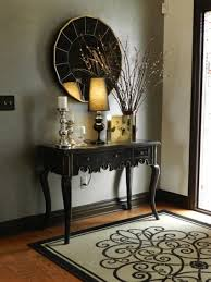 Entry Foyer by Create Impact With Console Tables In The Entry Foyer Console Table