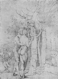 adam and eve 1510 albrecht durer wikiart org