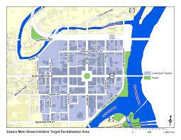 easton map keystone communities program facade grants easton