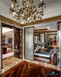 St Regis Luxury Hotel Singapore Preisident Suite Gym Rooms