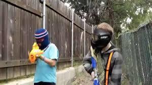 The Heist Flag Nerf War The Heist Youtube