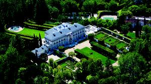 Bel Air Mansion by At 350m U0027the Beverly Hillbillies U0027 Mansion Is Now America U0027s Most