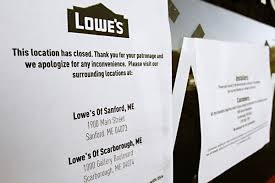 lowe s closing stores is yours on the list csmonitor