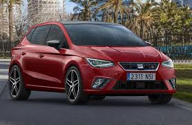 all new 2017 seat ibiza turns up the heat in the supermini segment