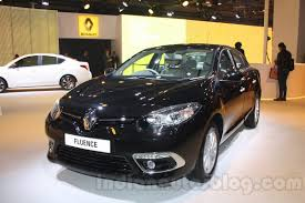 renault fluence 2014 renault fluence facelift launched at inr 13 99 lakhs