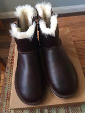 s ugg australia mini zip boots ugg australia zip medium width b m ankle boots for ebay