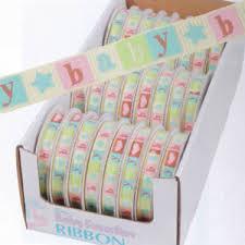 baby ribbon grosgrain baby ribbon 4 yards baby ribbons personalized