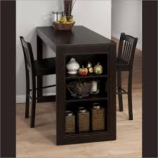 maryland merlot counter height dining table with side storage by