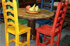 Mexican Patio Furniture by Mexican Chiminea Crafts Home