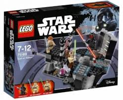 2017 lego star wars duel on naboo 75169 set photos preview